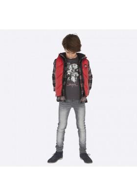 Pantalón tejano slim fit basico de Mayoral para niño modelo 516