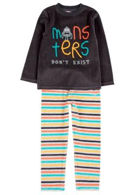 Pijama terciopelo de niño BOBOLI modelo 938066