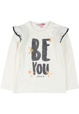 Camiseta punto elástico de niña BOBOLI modelo 468075