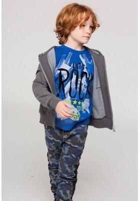 Pantalón felpa de niño BOBOLI modelo 518127