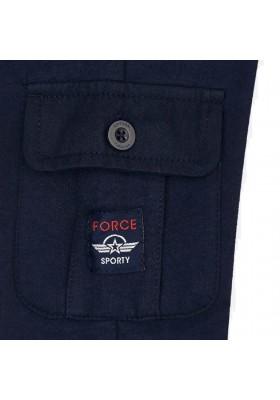 Pantalon cargo felpa de Mayoral para niño modelo 4525