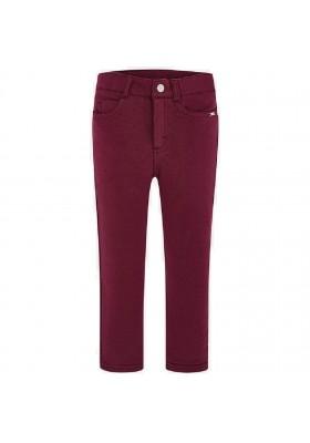 Pantalon felpa basico de Mayoral para niña modelo 511