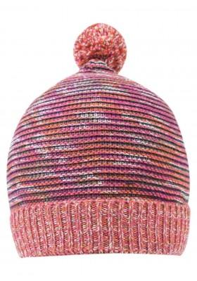 gorro de tricotosa multicolor LOSAN de niña modelo 926-A003AA
