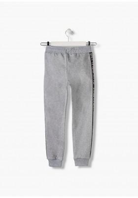 pantalon de felpa perchada LOSAN de niña modelo 924-6036AA