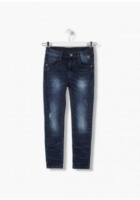 pantalon denim LOSAN de niño modelo 923-9005AA