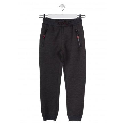 pantalon de interlock tecnico LOSAN de niño modelo 923-6025AA