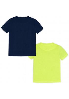 "Set 2 camisetas ""fair play"" de MAYORAL para niño modelo 3054"