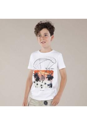 "Camiseta manga corta ""limits"" de MAYORAL para niño modelo 6061"