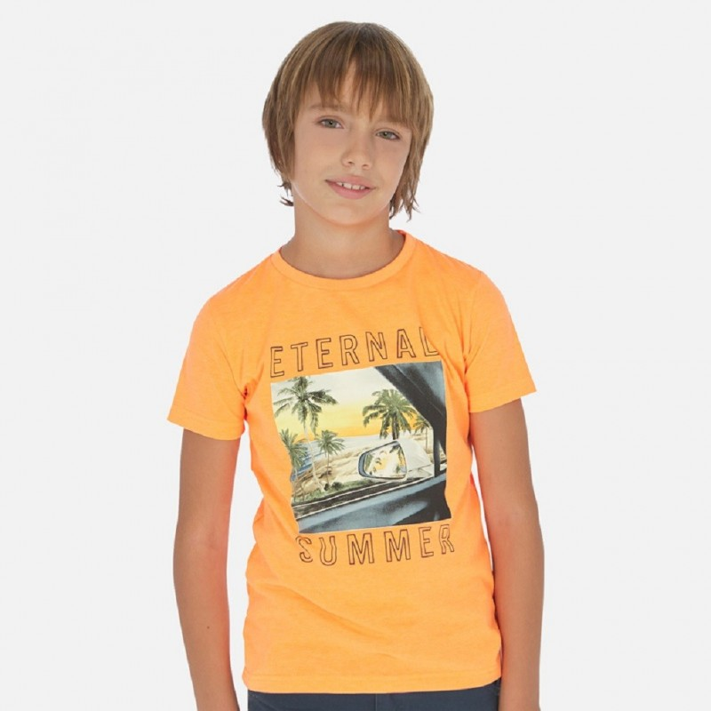 Mayoral Camiseta Manga Corta on The Road ni/ño Modelo 6068