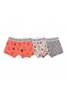 Pack 3 boxers de niño BOBOLI modelo 939045