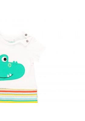 Pelele punto de bebé niño BOBOLI modelo 129215
