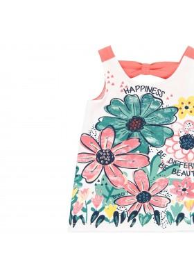 Vestido punto elástico de bebé niña BOBOLI modelo 219091