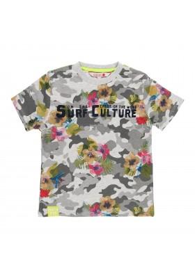 Camiseta manga corta punto de niño BOBOLI modelo 529062