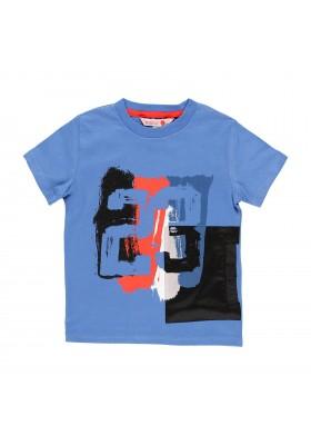 Camiseta manga corta punto liso de niño BOBOLI modelo 509127