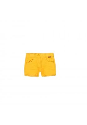 Short sarga elástica de niña BOBOLI modelo 499013
