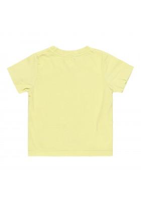 Camiseta manga corta punto liso de bebé niño BOBOLI modelo 329060