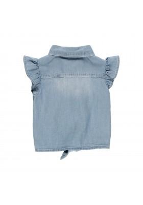 Camisa denim de bebé niña BOBOLI modelo 229092
