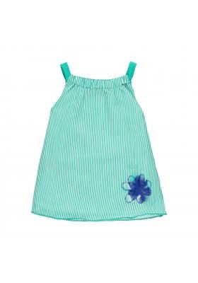Vestido gasa de bebé niña BOBOLI modelo 249072