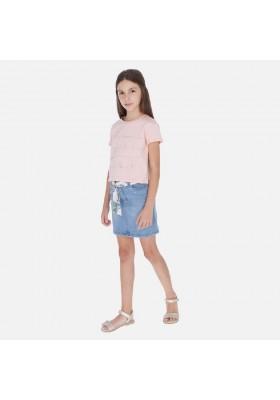 Falda tejana de MAYORAL para niña modelo 6952