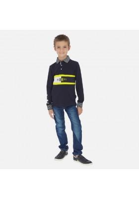 Pantalón tejano soft denim de MAYORAL para niño modelo 6520