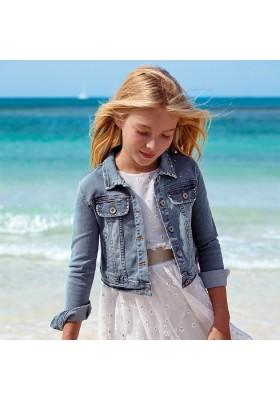 Cazadora tejana de MAYORAL para niña modelo 6461