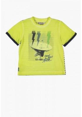 Camiseta manga corta BOBOLI niño