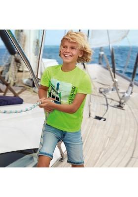 Bermuda tejana 5b de MAYORAL para niño modelo 6242