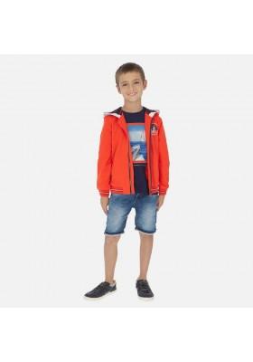 Bermuda soft denim de MAYORAL para niño modelo 6235