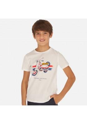 """Camiseta manga corta """"riviera"""" de MAYORAL para niño modelo 6053"""