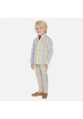 Pantalón cordon detalles de MAYORAL para niño modelo 3530