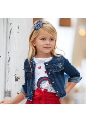 Cazadora tejana fantasia de MAYORAL para niña modelo 3467