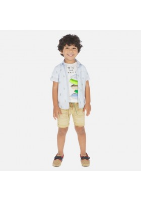 Bermuda cordon detalles de MAYORAL para niño modelo 3266