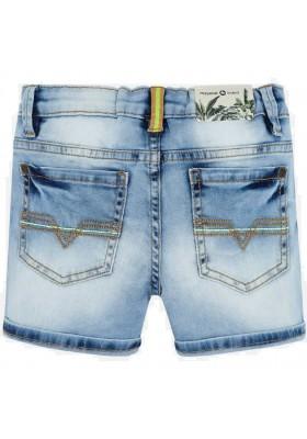 Bermuda tejana 5 bolsillos de MAYORAL para niño modelo 3255