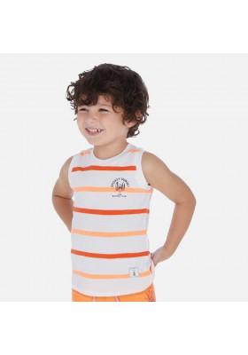 Set 2 camisetas manga corta y tirante de MAYORAL para niño modelo 3072