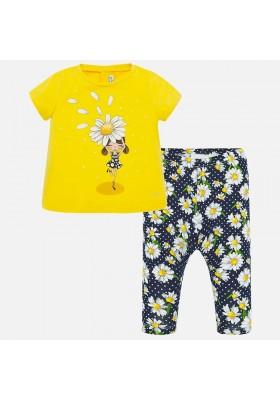 Conjunto leggings estampado de MAYORAL para bebe niña modelo 1716