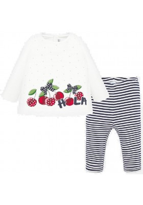 Conjunto Leggings de MAYORAL para bebe niña modelo 1712
