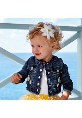 Cazadora denim de MAYORAL para bebe niña modelo 1471