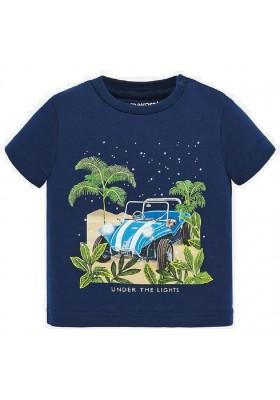 "Camiseta manga corta ""glow in dark"" de MAYORAL para bebe niño modelo 1049"