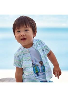 Camiseta manga corta sidecar de MAYORAL para bebe niño modelo 1043